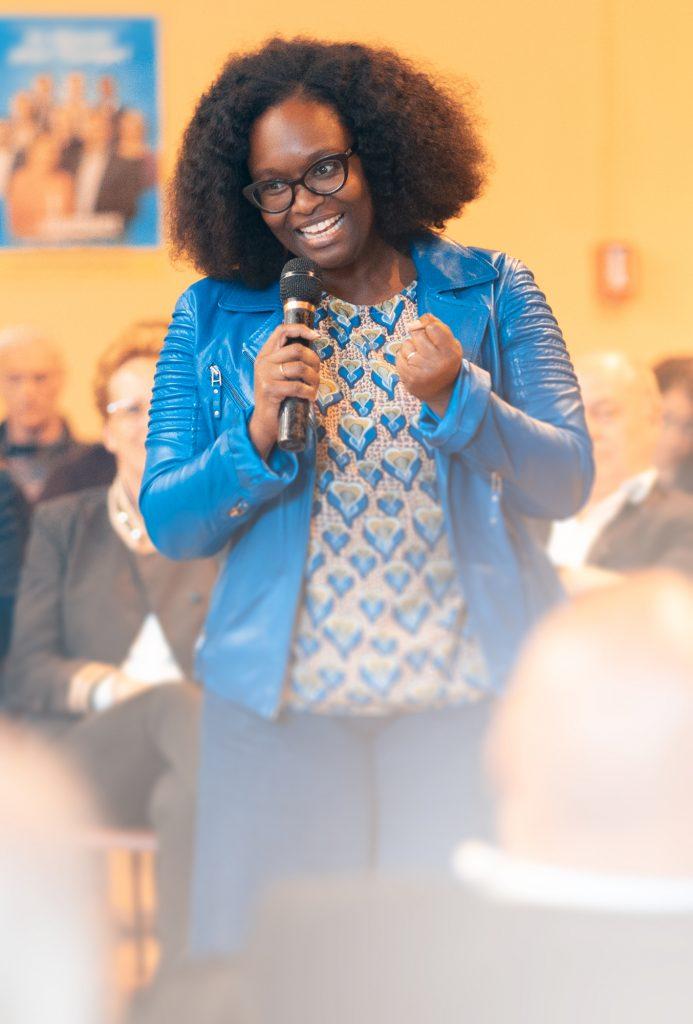 Souhaitez-vous écrire à Sibeth Ndiaye ?