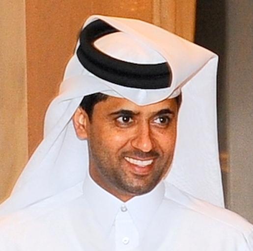Voulez-vous contacter Nasser Al- Khelaïfi pour un partenariat ?