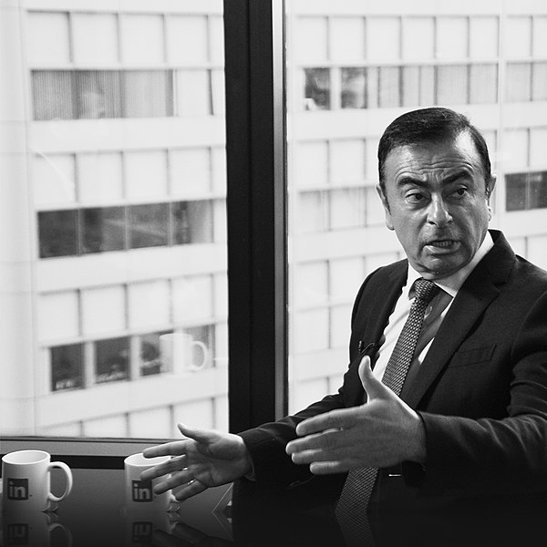 Contacter le chef d'entreprise Carlos GHOSN | Carlos GHOSN | Coordonnées de Carlos GHOSN |